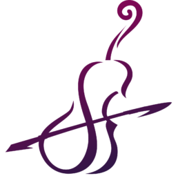 Logo Lisa Barry - Violine
